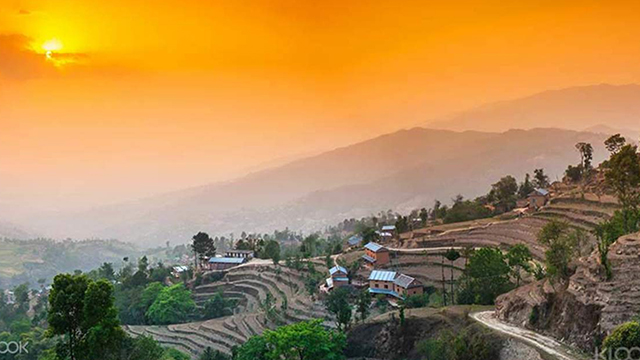 Nagarkot - Picturesque Nepal Hill Station