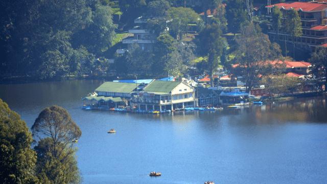 Punganoor Lake Park