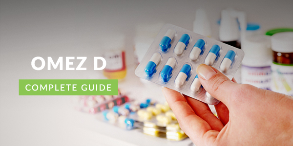 Omez D Capsule: Uses, Dosage, Side Effects, Price, Composition & 20 FAQs