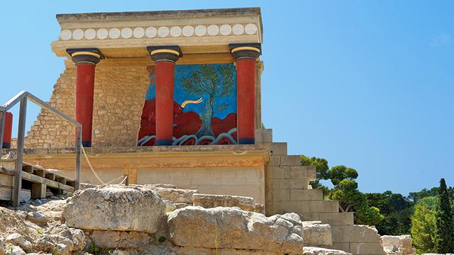 Palace-of-Knossos