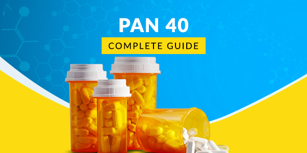 Pan 40 MG Tablet: Uses, Dosage, Side Effects, Price, Composition & 20 FAQs