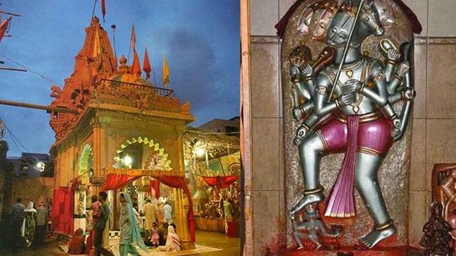 Panchmukhi-Hanuman-Mandir