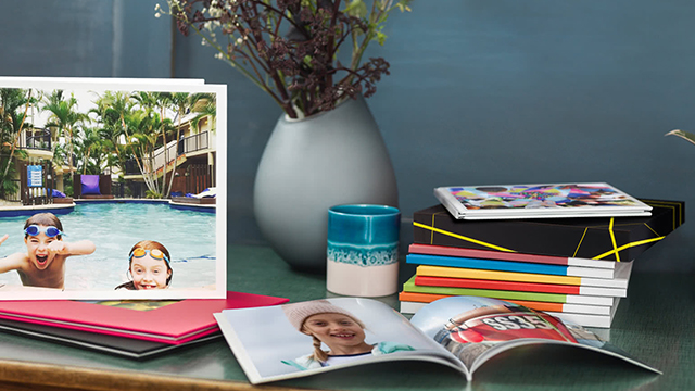 Personalised Photo Book featuring Your Photos Together
