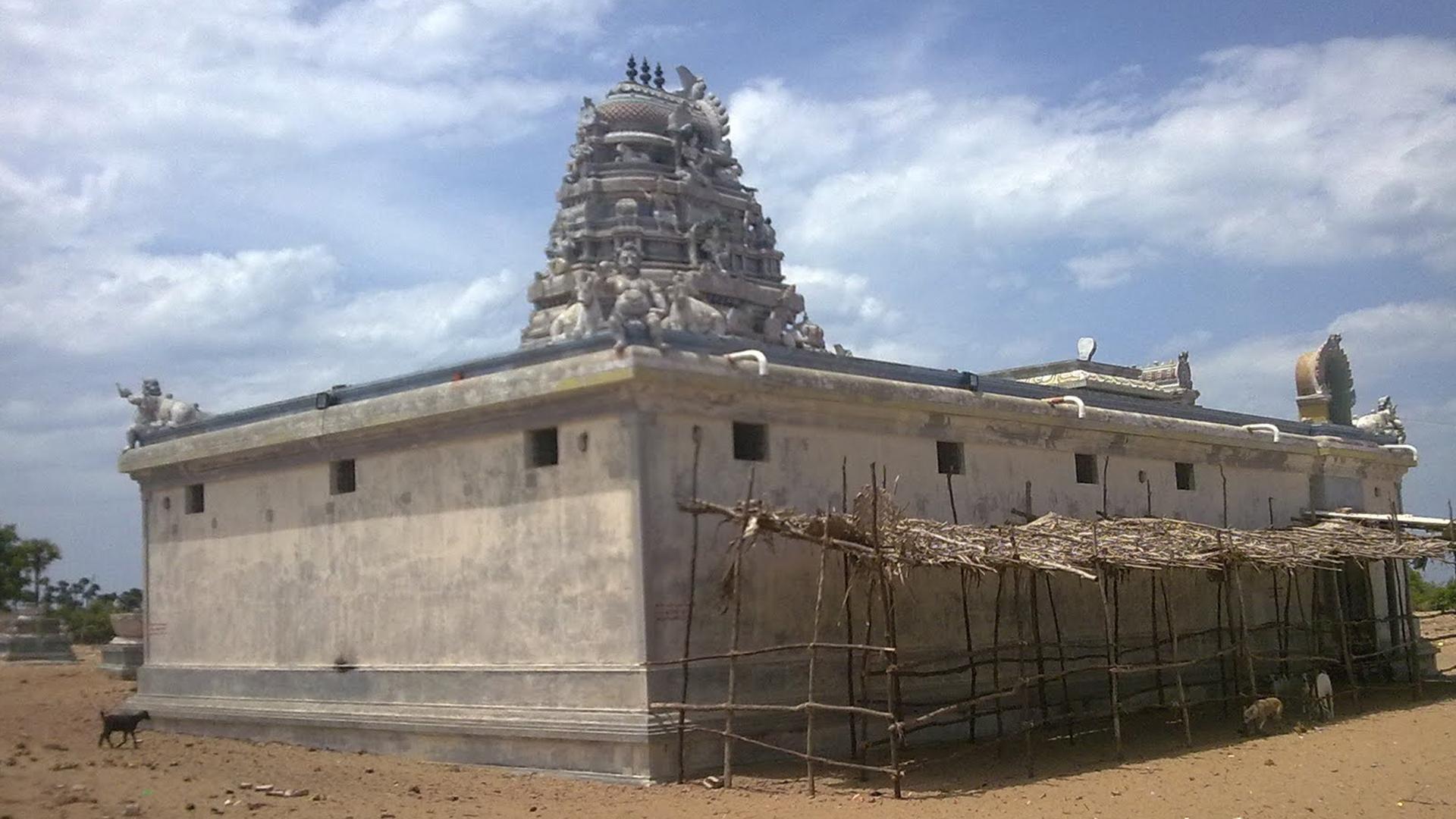 Porur-Sri-Ramanaadheswarar