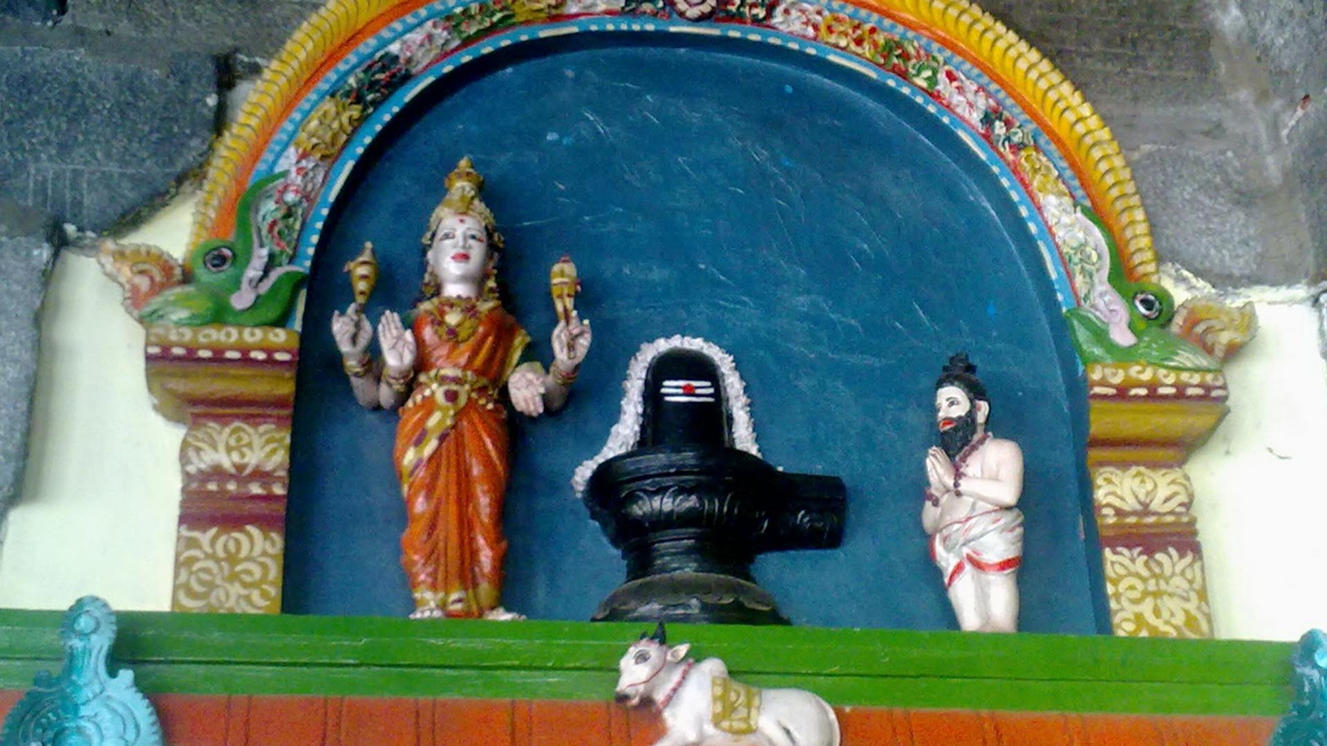 Pozhichalur-Sri-Agatheeswarar