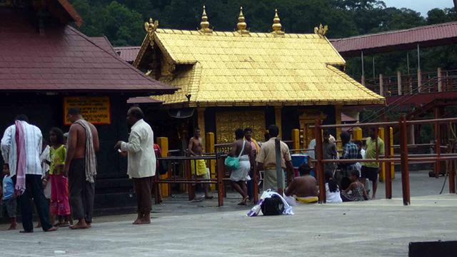 Sabarimala-Sastha-Temple