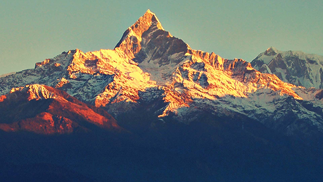 Sarangkot - Beautiful Nepal Hill Station