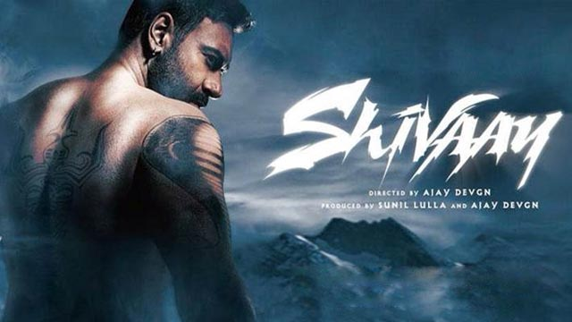 Shivaay Ajay Devgan