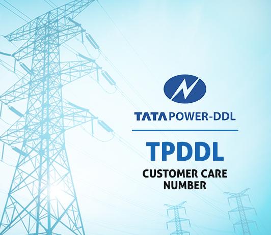 TPDDL Customer Care Number