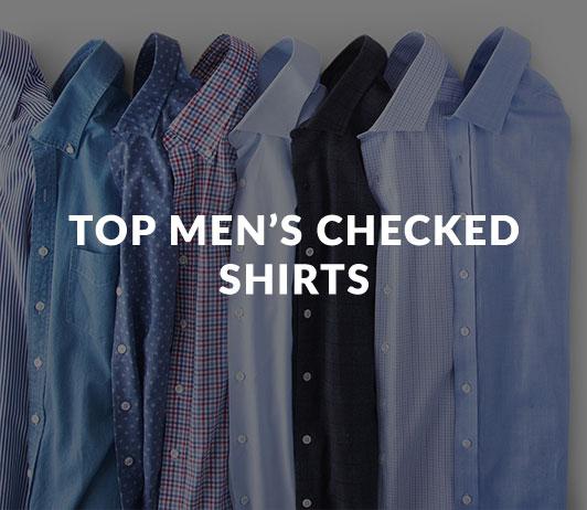 Top_Mens_Checked_Shirts