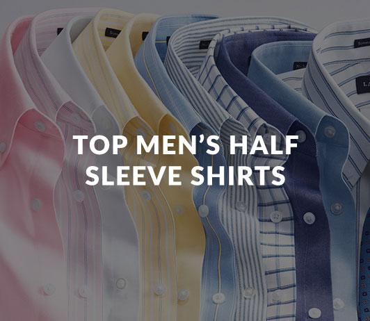 Top_Mens_Half_Sleeve_Shirts