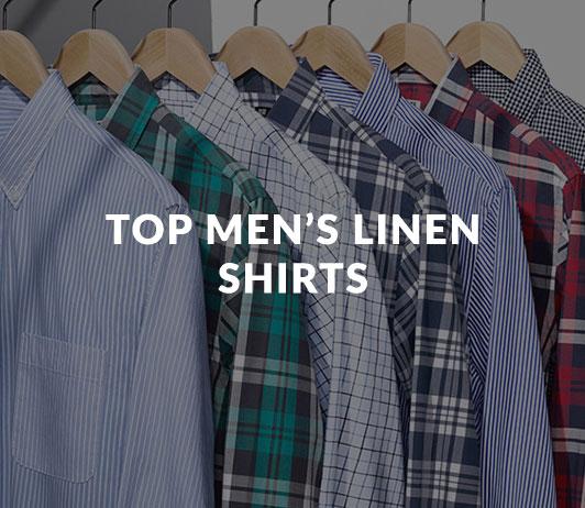 Top_Mens_Linen_Shirts