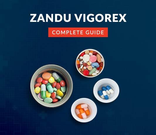 Zandu Vigorex Capsule: Uses, Dosage, Side Effects, Price, Composition & 20 FAQs