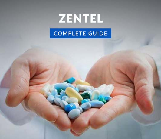 Zentel 400 MG Tablet: Uses, Dosage, Side Effects, Precautions, Price & More