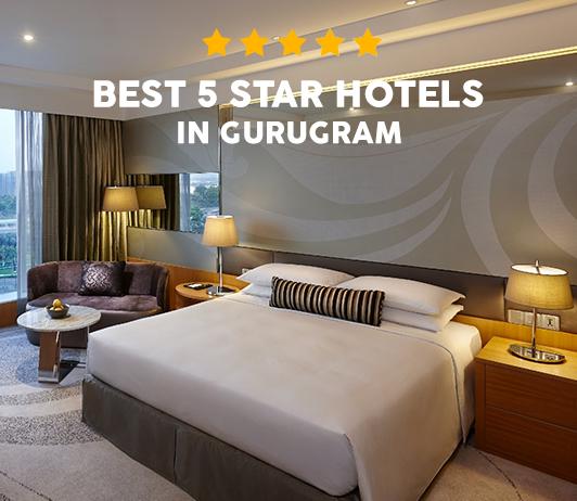 Best 5 Star Hotels In Gurgaon