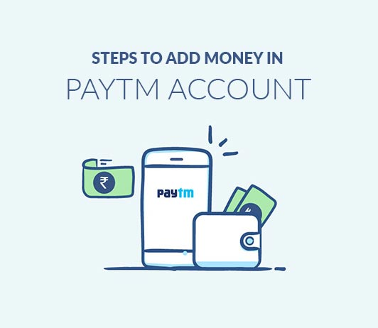add money to paytm account