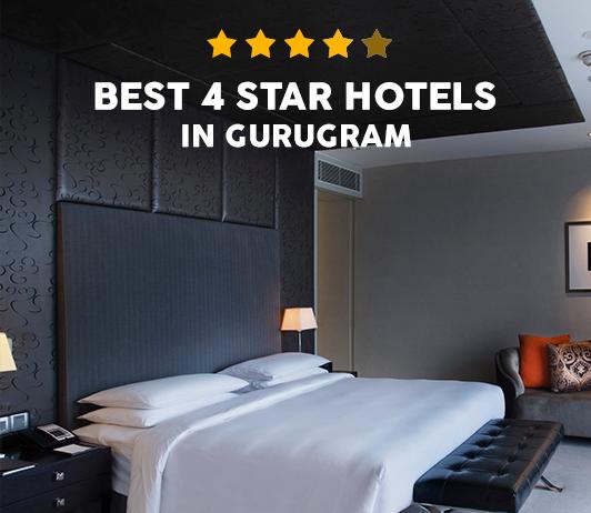 Besr 4 Star Hotels In Gurugram