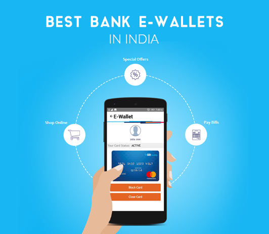 Best Bank E-Wallets in India 2019: Top 5 Bank E Wallets You Should Use Now!