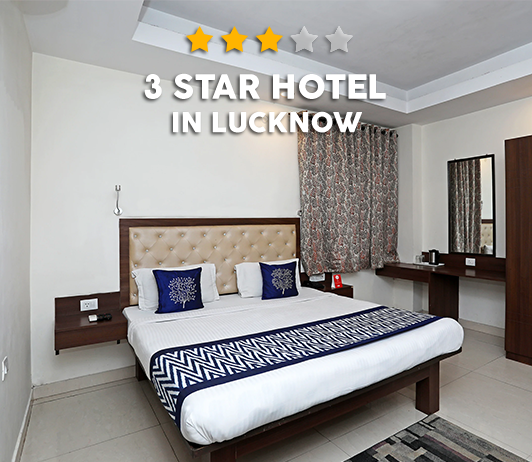Best 3 Star Hotels In Lucknow
