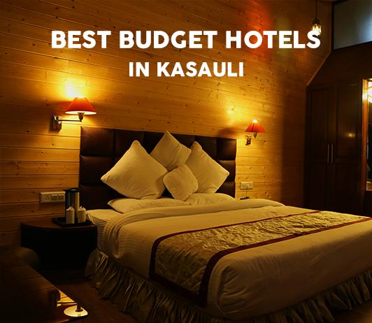 Best Budget Hotels In Kasauli