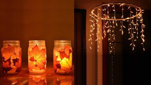CustomizedCombo of Lights & Spring Jars
