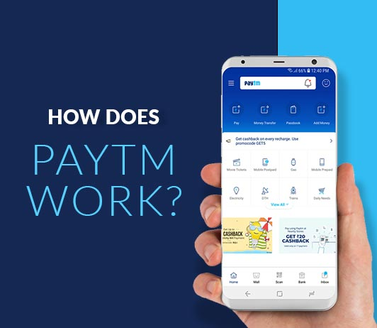 how does paytm work