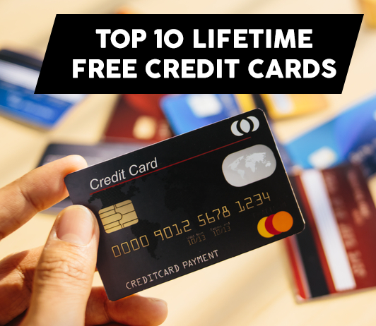 Free Credit Cards: Top 10 Lifetime Free Credit Cards in India 2019