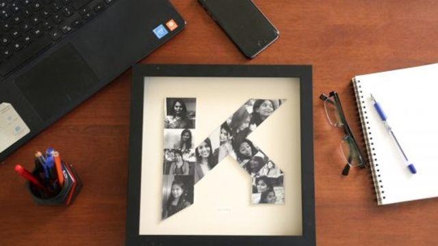 Pic-a-Letter Frame