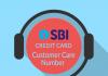 SBI Credit Card Customer Care Number: SBI Bank Credit Card Contact Number & Helpline Complaint No.