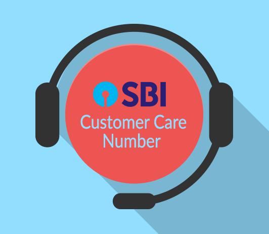 SBI Customer Care Number