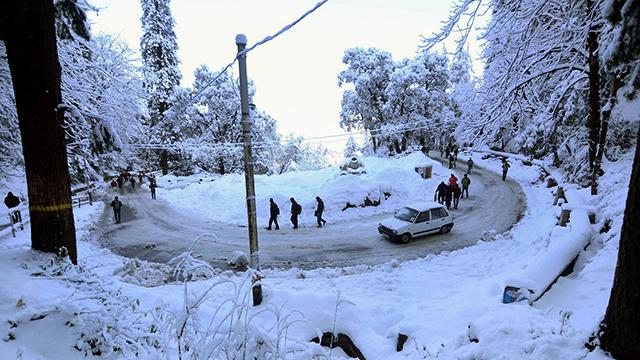 Shimla, Himachal Pradesh - Commercial Hill Station in Himachal Pradesh