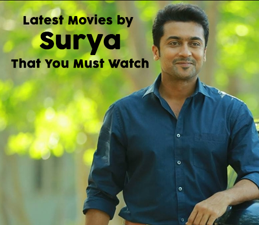 Surya Upcoming Movies: