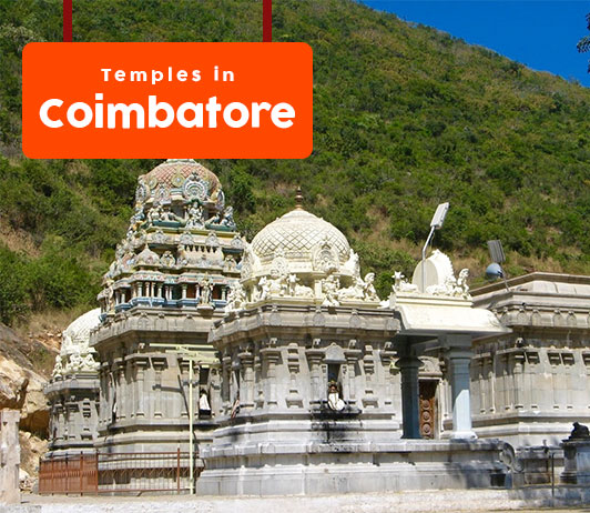 Famous temples in coimbatore