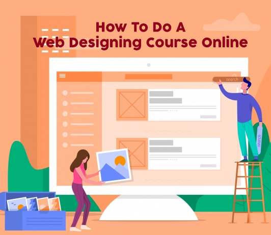 How To Do A Web Designing Course Online From Shaw Academy