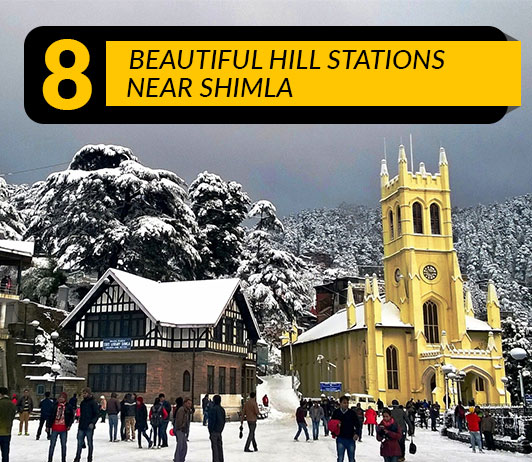 Hill Stations In Shimla: 8 Top Shimla Hill Stations List That You Must Visit