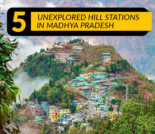 Hill Stations In Madhya Pradesh: 5 Top Madhya Pradesh Hill Station That You Must Visit