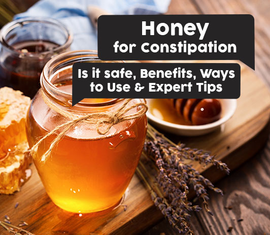 Benefits of Honey for Constipation