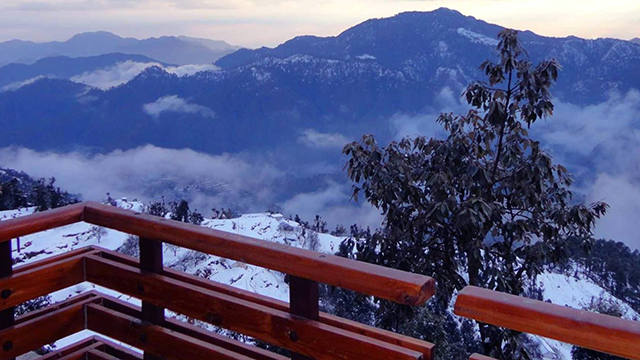 Abbott Mount - Scenic Nainital Hill Station