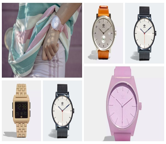 Adidas brings new unisex watches