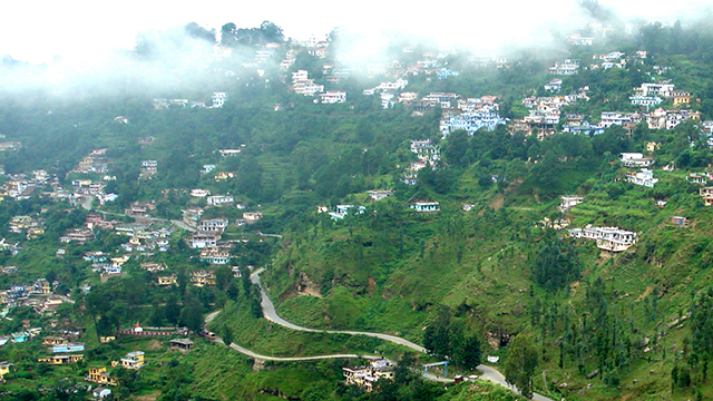 Almora - Scenic Hill Station in North India
