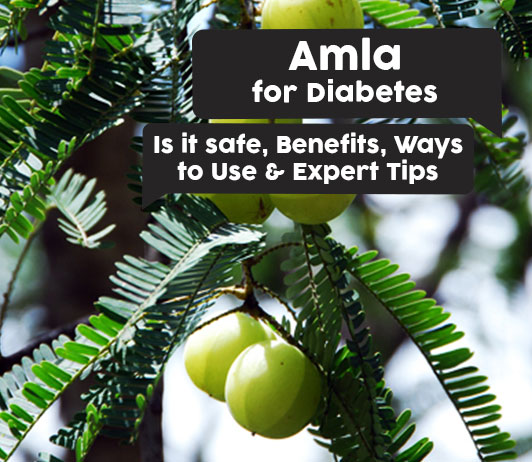 Amla for diabetes