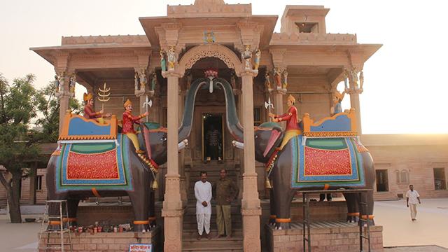 Asotra-Brahma-Temple