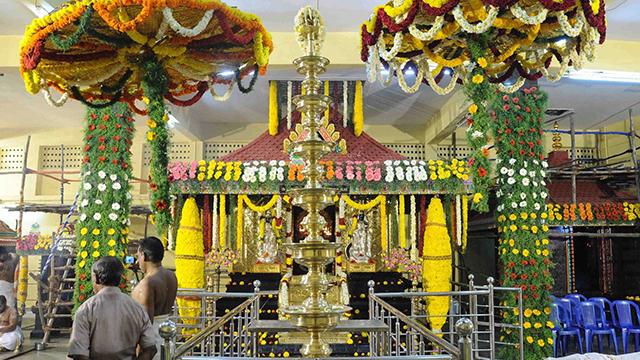 Ayappa-Temple