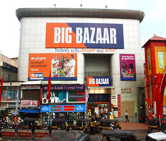 Big Bazaar Plans Online Retail On Seasonal, festive and Special Days