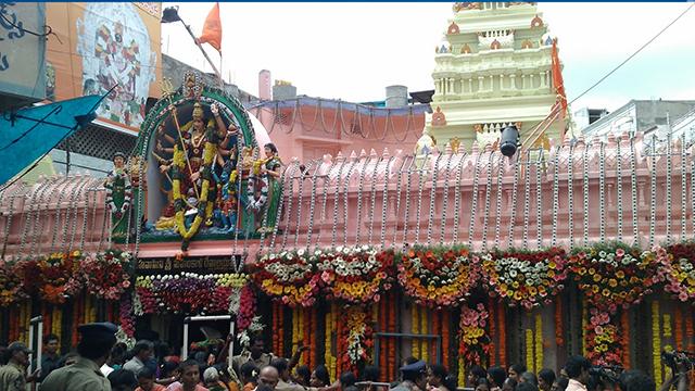 Balkampet-Yellamma-Temple