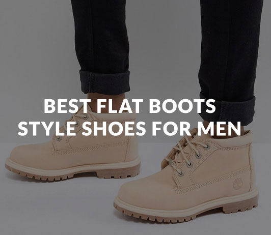 Best_Flat_Boots_Style_Shoes_for_Men