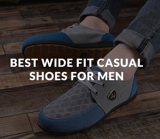 best wide shoes for men