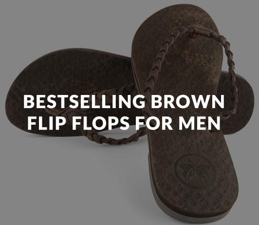 Bestselling_Brown_Flip_Flops_for_Men