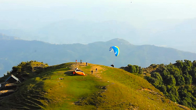 Bir - Famous Hill Station in North India