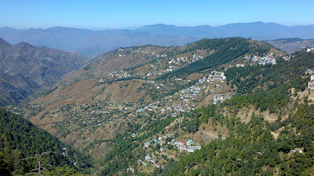 Chail - Well Known Hill Station in North India